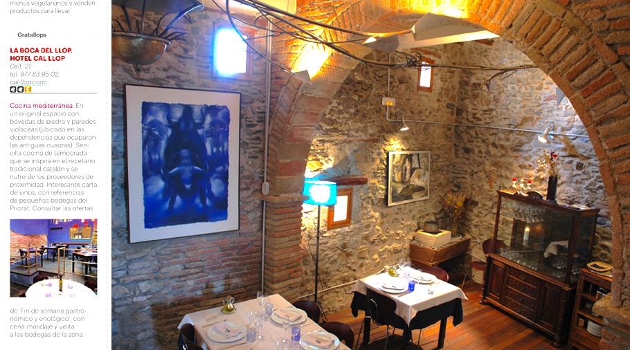Conde Nast Traveller Guia Gastronomica 2015