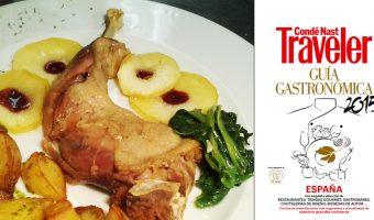 Restaurante guia gastronomica conde nast traveler