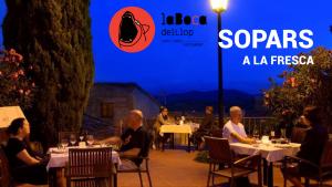 Restaurant La boca del Llop de Gratallops Priorat