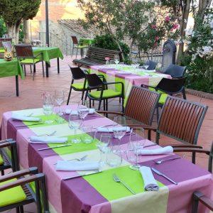 Sopars a la fresca Restaurants del Priorat La Boca del Llop
